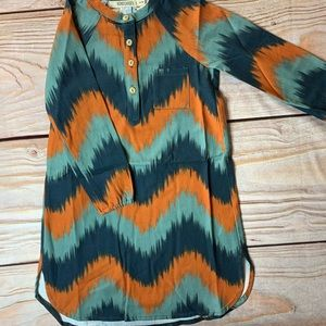 NWT Bobo Choses tunic size 4-5 year